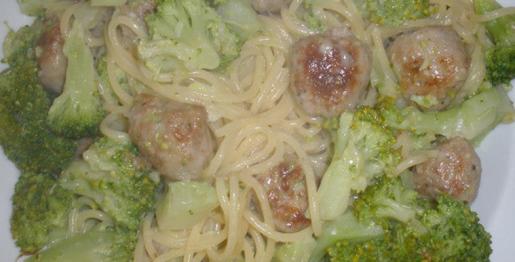 MeatBall Carbonara