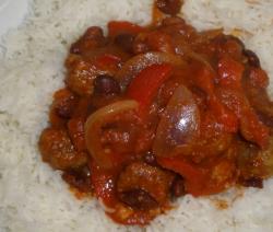 Meatball Chilli